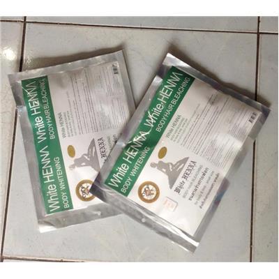 Bộ tắm trắng White Henna 5 gói trong 1bao (Thái Lan)