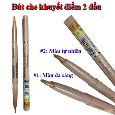 Bút Che Khuyết Điềm 2 Đầu