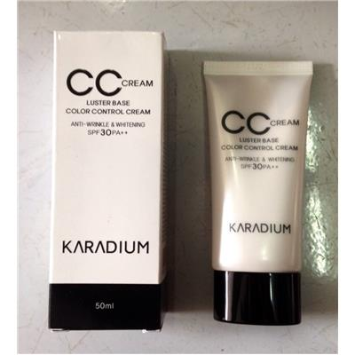 CC Cream Karadium Mineral Oil-Free