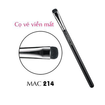 Cọ Vẽ Viền Mắt MAC 214