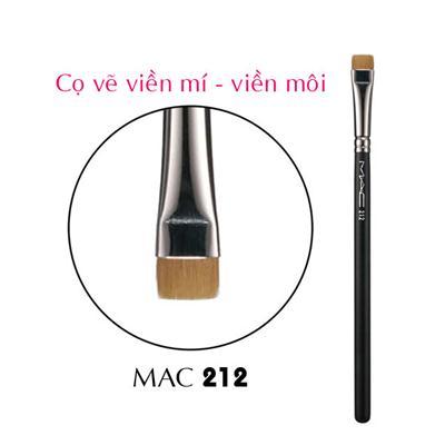 Cọ Vẽ Viền Mí, Viền Môi MAC 212