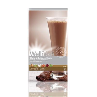 Giảm Cân An Toàn với Bột Dinh Dưỡng Giảm Cân WellNess Hương Chocolate