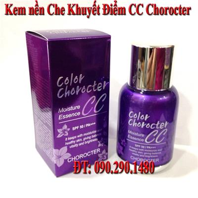 Kem CC Cream Color Chorocter SPF50 PA++