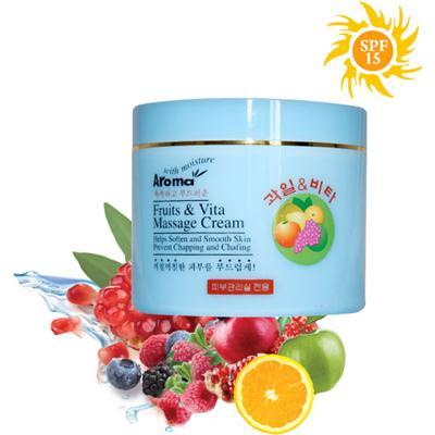 Kem Massage Trái Cây & Vitamin AROMA