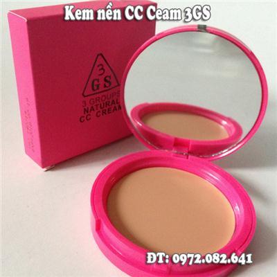 Kem Nền CC Cream 3GS