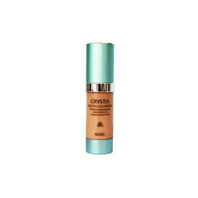 Kem nền Crystia Soft Feel Foundation Rosee