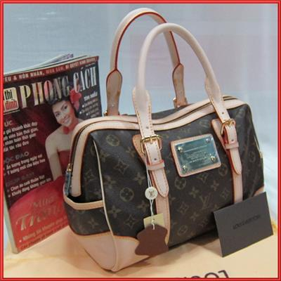 LV Monogram Canvas Berkeley M51208