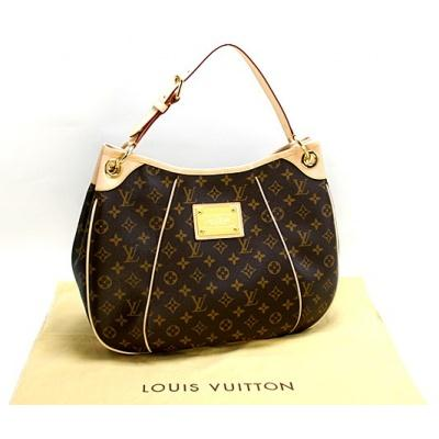 LV Monogram Canvas Galliera M56381