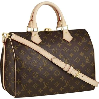 LV Monogram Canvas Speedy Size 30
