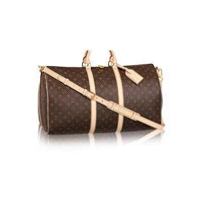 LV Monogram Keepall N41414