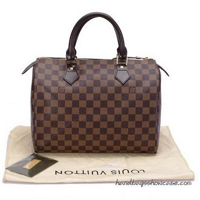 LV Speedy 30 Damier N41531 (Super Fake)