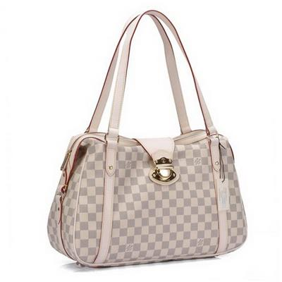 LV Stresa PM Azur Canvas N42220