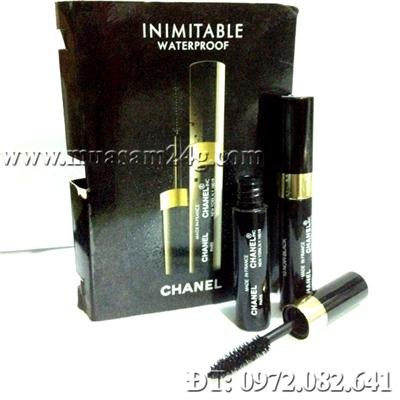 Mascara Chanel hàng Sample Mini Size