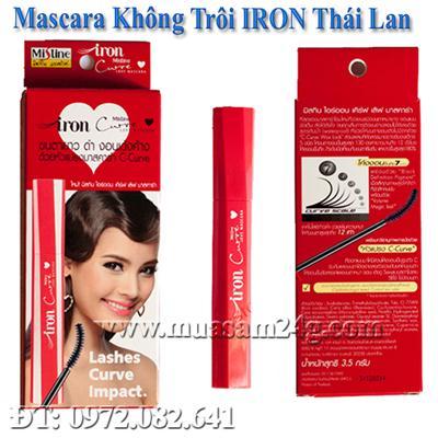 Mascara Iron Thái Không Trôi