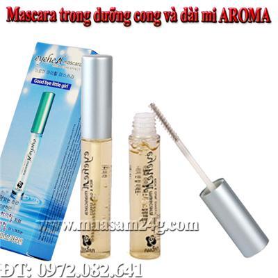 Mascara Trong Dưỡng Mi AROMA