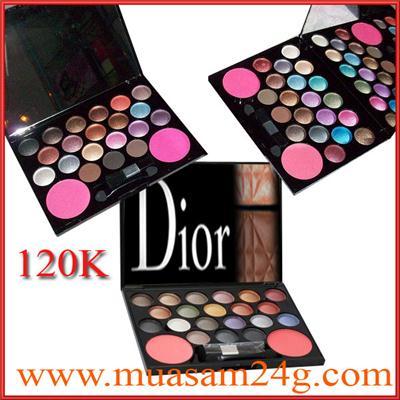 Set Trang Điểm Dior 20màu mắt
