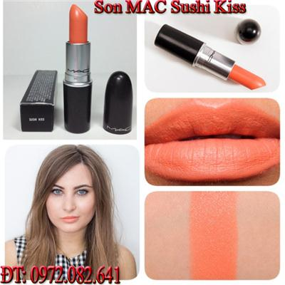 Son MAC Sushi Kiss