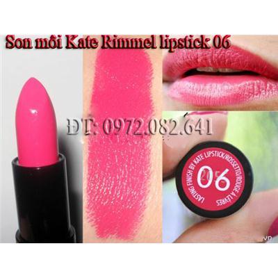 Son môi Kate Rimmel lipstick 06