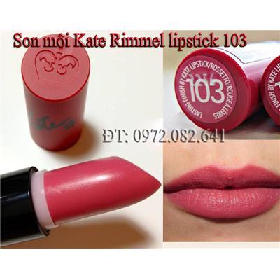 Son môi Kate Rimmel lipstick 103