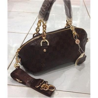 Túi LV da dê (có dây đeo dài)