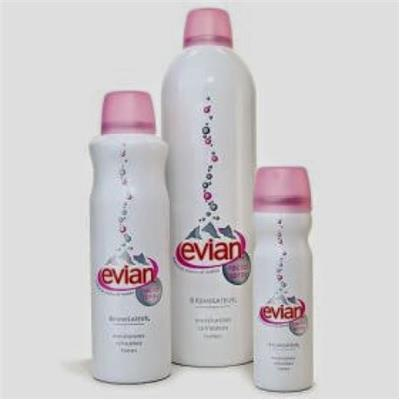 Xit khoáng Evian 150ml
